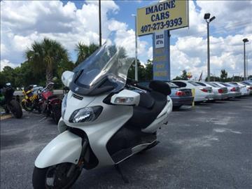 2006 Suzuki Burgman 650 for sale in Orlando, FL