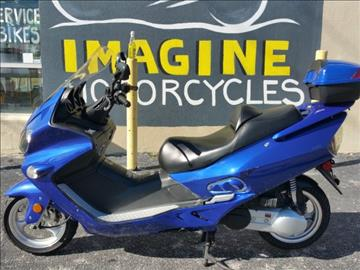 2013 Zhejiang YY250T for sale at IMAGINE CARS and MOTORCYCLES in Orlando FL