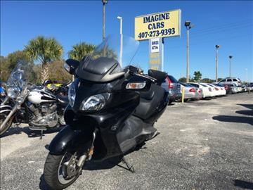 2009 Suzuki Burgman 650 for sale in Orlando, FL