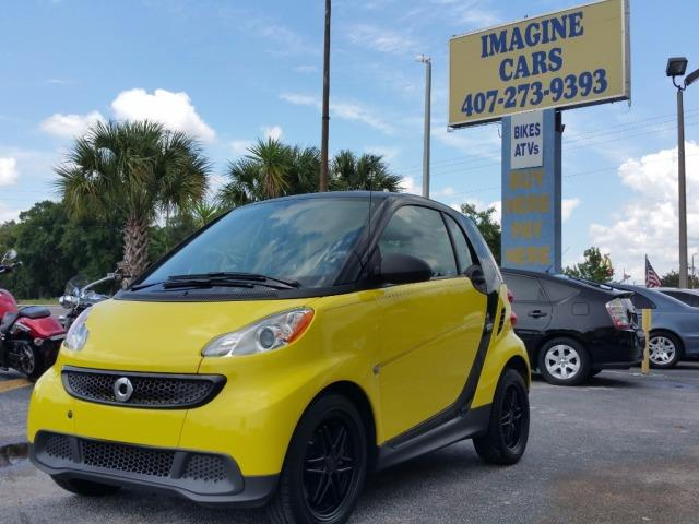 2013 Smart fortwo for sale at IMAGINE CARS and MOTORCYCLES in Orlando FL