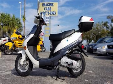 2016 Ice Bear YN50-8 49.5cc for sale at IMAGINE CARS and MOTORCYCLES in Orlando FL