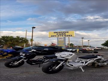 2016 Ice Bear PMZ150-19 for sale at IMAGINE CARS and MOTORCYCLES in Orlando FL