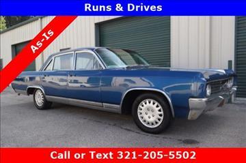 1963 Oldsmobile Ninety-Eight for sale in Melbourne, FL