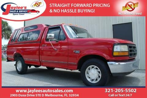 Ford F  For Sale In Melbourne Fl