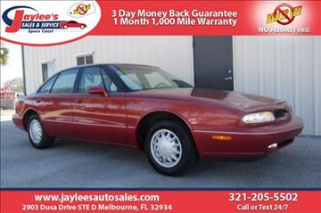 1998 Oldsmobile Eighty-Eight for sale in Melbourne, FL