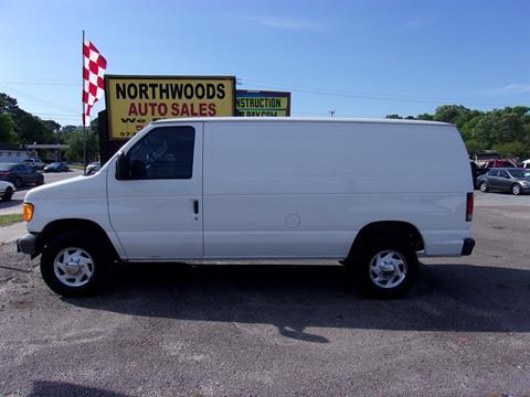 2007 Ford E-Series Cargo for sale in North Charleston, SC