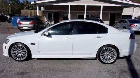 2009 Pontiac G8 for sale in North Charleston, SC