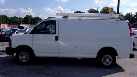2008 Chevrolet Express Cargo for sale in North Charleston, SC