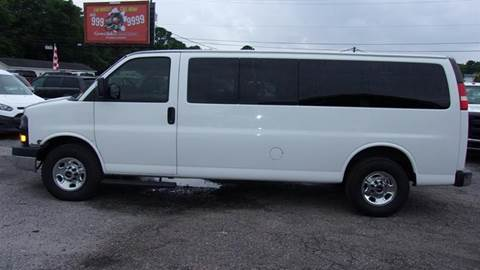2010 GMC Savana Passenger for sale in North Charleston, SC