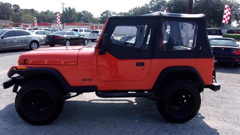 1992 Jeep Wrangler for sale in North Charleston, SC