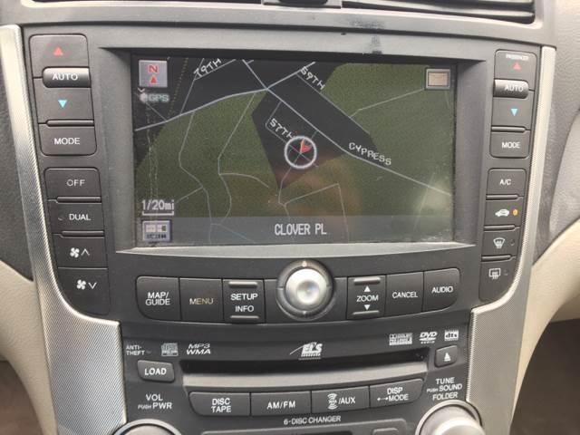 2007 Acura TL 4dr Sedan w/Navigation - Ridgewood NY