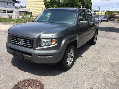 2007 Honda Ridgeline for sale at Kapos Auto, Inc. in Ridgewood, Queens NY
