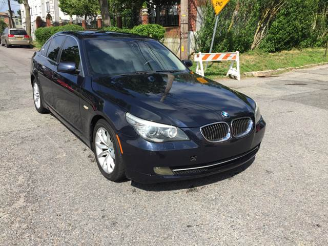 2008 BMW 5 Series 550i 4dr Sedan Luxury - Ridgewood NY