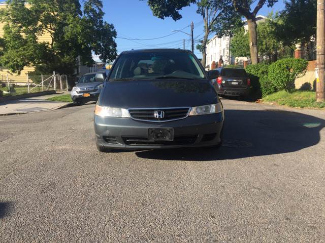 2003 Honda Odyssey EX-L 4dr Mini-Van w/DVD and Leather - Ridgewood NY