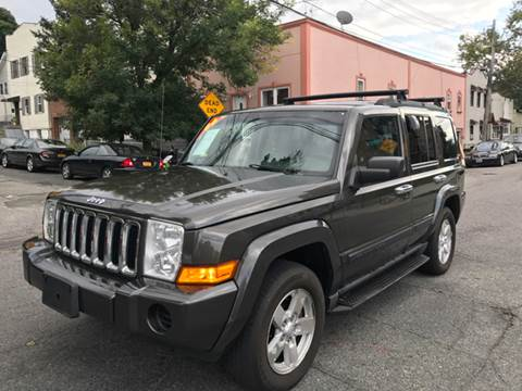 2006 Jeep Commander for sale in Ridgewood, NY