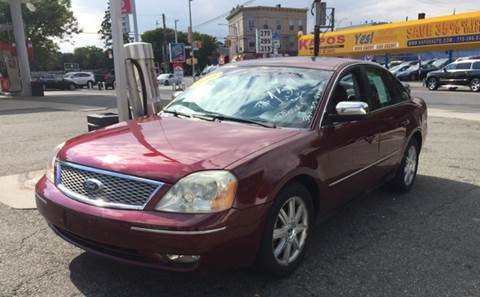 2006 Ford Five Hundred for sale in Ridgewood, NY