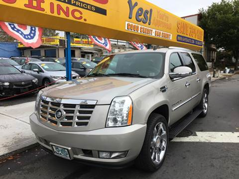 2007 Cadillac Escalade ESV for sale in Ridgewood, NY