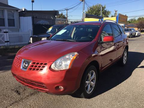 2008 Nissan Rogue for sale in Ridgewood, NY