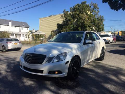 2010 Mercedes-Benz E-Class for sale in Ridgewood, NY