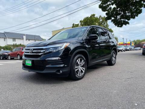 2016 Honda Pilot for sale at Kapos Auto, Inc. in Ridgewood, Queens NY