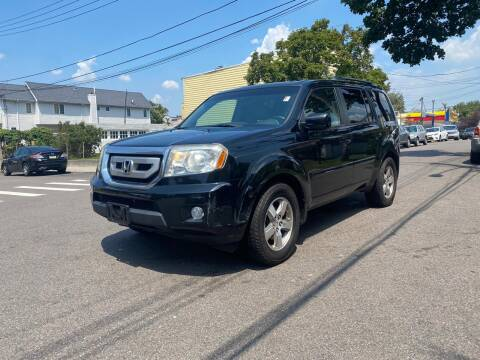 2009 Honda Pilot for sale at Kapos Auto, Inc. in Ridgewood, Queens NY