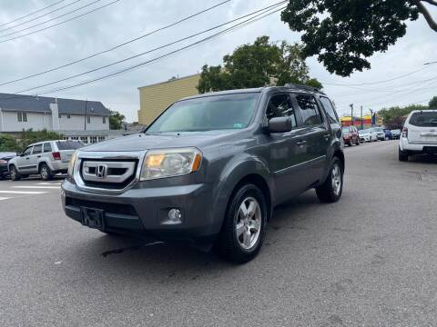 2011 Honda Pilot for sale at Kapos Auto, Inc. in Ridgewood, Queens NY