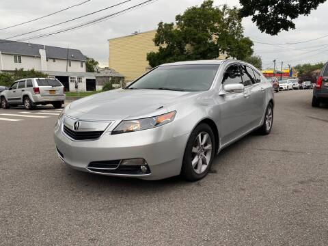 2013 Acura TL for sale at Kapos Auto, Inc. in Ridgewood, Queens NY