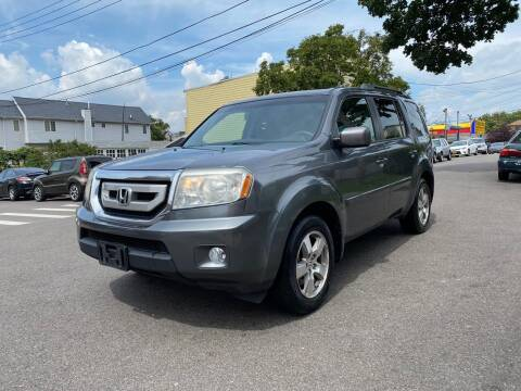 2010 Honda Pilot for sale at Kapos Auto, Inc. in Ridgewood, Queens NY