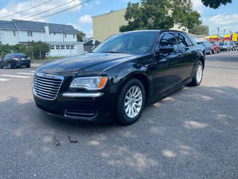 2014 Chrysler 300 for sale at Kapos Auto, Inc. in Ridgewood, Queens NY