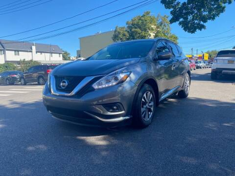 2015 Nissan Murano for sale at Kapos Auto, Inc. in Ridgewood, Queens NY