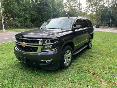 2015 Chevrolet Tahoe for sale at Kapos Auto, Inc. in Ridgewood, Queens NY
