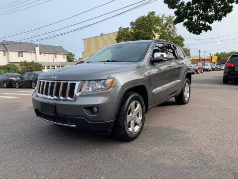 2012 Jeep Grand Cherokee for sale at Kapos Auto, Inc. in Ridgewood, Queens NY