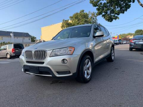 2011 BMW X3 for sale at Kapos Auto, Inc. in Ridgewood, Queens NY