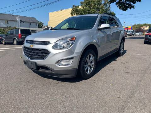 2017 Chevrolet Equinox for sale at Kapos Auto, Inc. in Ridgewood, Queens NY