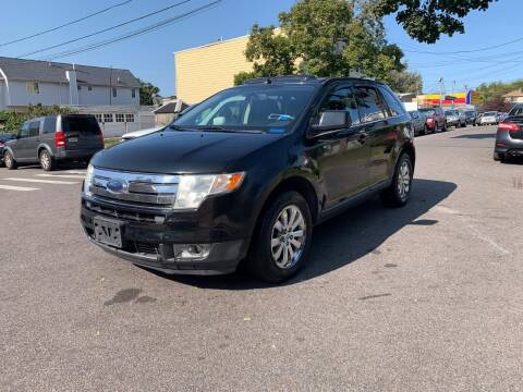 2008 Ford Edge for sale at Kapos Auto, Inc. in Ridgewood, Queens NY