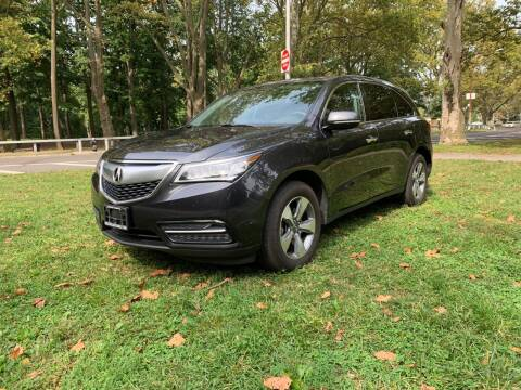 2015 Acura MDX for sale at Kapos Auto, Inc. in Ridgewood, Queens NY