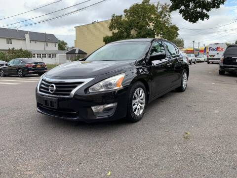 2013 Nissan Altima for sale at Kapos Auto, Inc. in Ridgewood, Queens NY