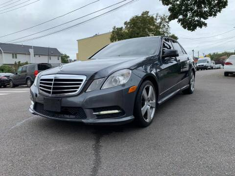 2012 Mercedes-Benz E-Class for sale at Kapos Auto, Inc. in Ridgewood, Queens NY