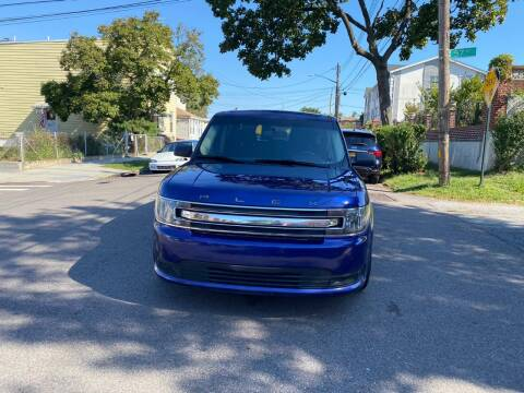 2013 Ford Flex for sale at Kapos Auto, Inc. in Ridgewood, Queens NY