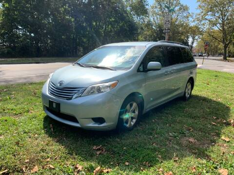 2015 Toyota Sienna for sale at Kapos Auto, Inc. in Ridgewood, Queens NY