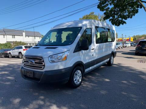 2019 Ford Transit Passenger for sale at Kapos Auto, Inc. in Ridgewood, Queens NY