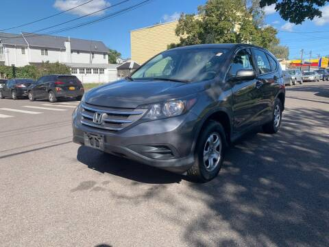 2014 Honda CR-V for sale at Kapos Auto, Inc. in Ridgewood, Queens NY