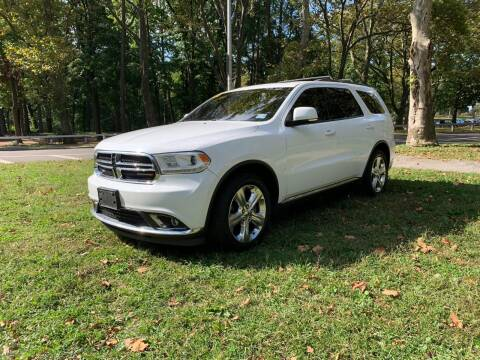 2014 Dodge Durango for sale at Kapos Auto, Inc. in Ridgewood, Queens NY