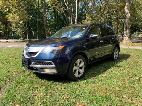 2011 Acura MDX for sale at Kapos Auto, Inc. in Ridgewood, Queens NY