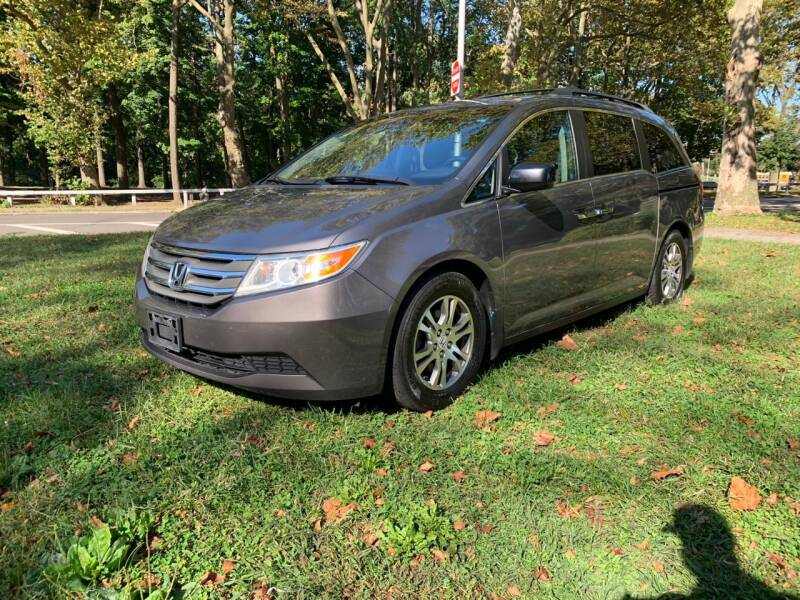 2012 Honda Odyssey for sale at Kapos Auto, Inc. in Ridgewood, Queens NY