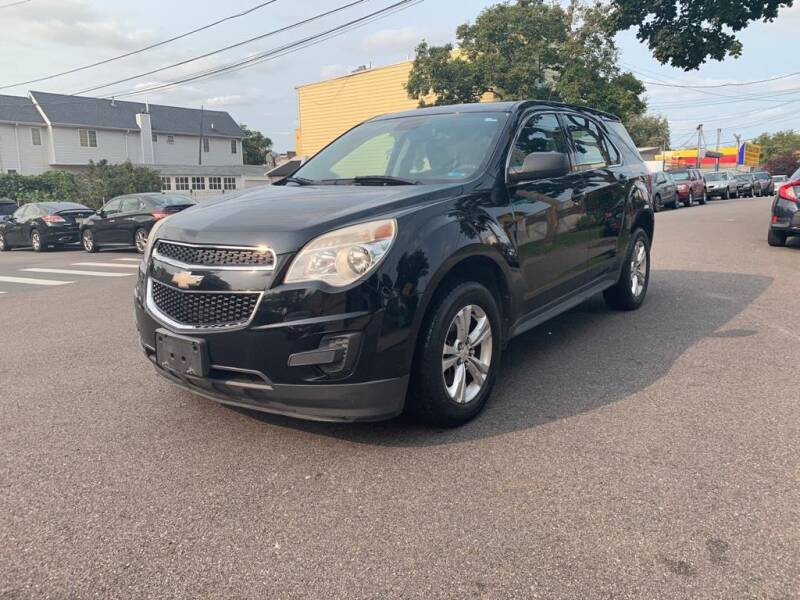 2012 Chevrolet Equinox for sale at Kapos Auto, Inc. in Ridgewood, Queens NY
