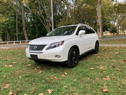 2011 Lexus RX 450h for sale at Kapos Auto, Inc. in Ridgewood, Queens NY