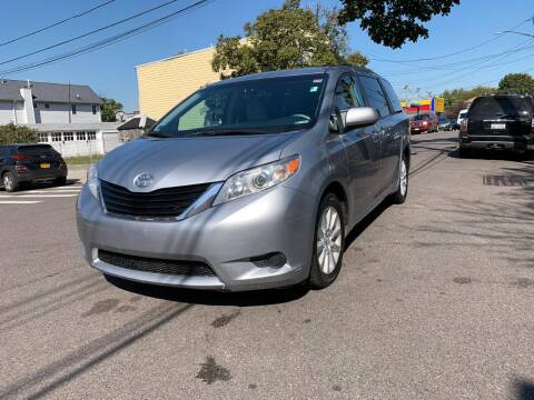 2014 Toyota Sienna for sale at Kapos Auto, Inc. in Ridgewood, Queens NY