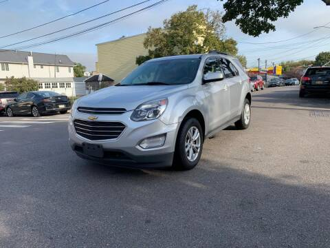 2016 Chevrolet Equinox for sale at Kapos Auto, Inc. in Ridgewood, Queens NY