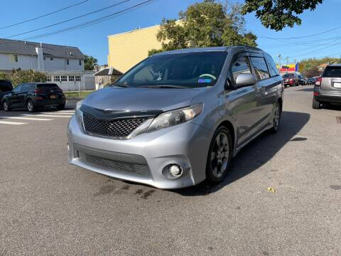 2011 Toyota Sienna for sale at Kapos Auto, Inc. in Ridgewood, Queens NY